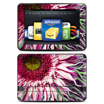 Amazon Kindle Fire HD 8.9 Skin - Crazy Daisy