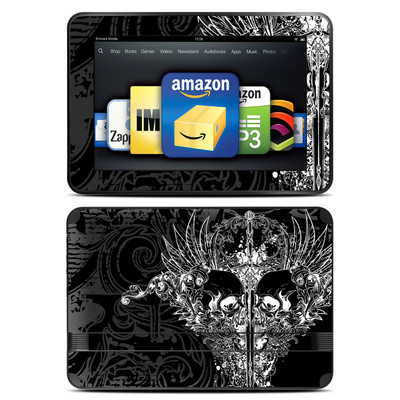 Amazon Kindle Fire HD 8.9 Skin - Darkside