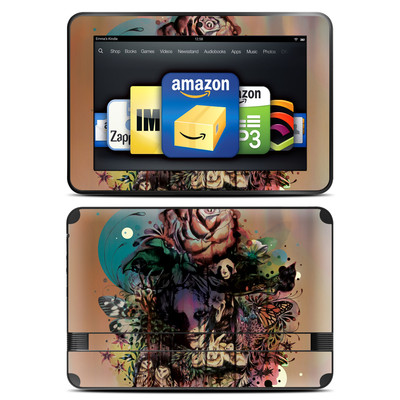 Amazon Kindle Fire HD 8.9 Skin - Doom and Bloom
