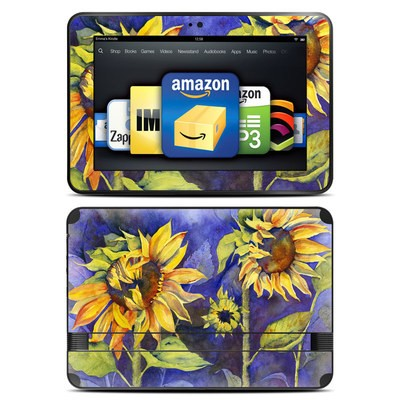Amazon Kindle Fire HD 8.9 Skin - Day Dreaming
