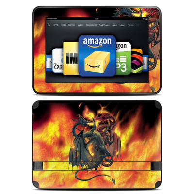 Amazon Kindle Fire HD 8.9 Skin - Dragon Wars