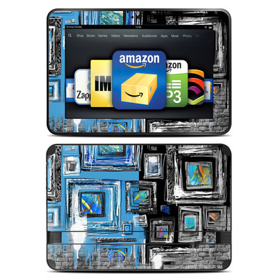 Amazon Kindle Fire HD 8.9 Skin - Dripping Walls