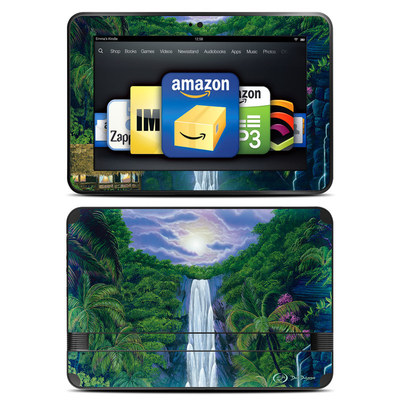 Amazon Kindle Fire HD 8.9 Skin - In The Falls Of Light