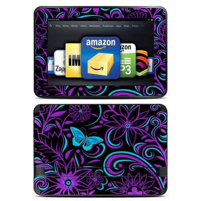 Amazon Kindle Fire HD 8.9 Skin - Fascinating Surprise