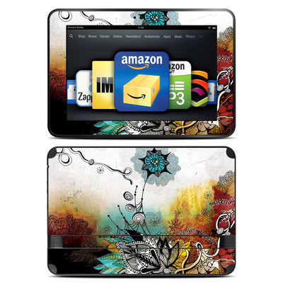 Amazon Kindle Fire HD 8.9 Skin - Frozen Dreams