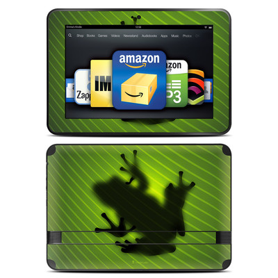 Amazon Kindle Fire HD 8.9 Skin - Frog