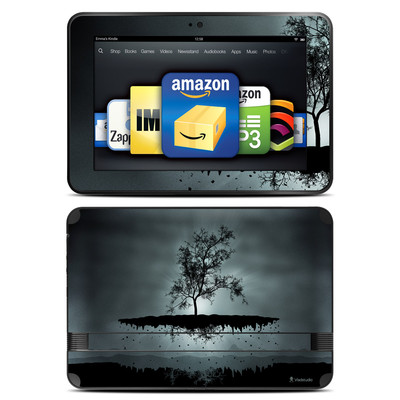 Amazon Kindle Fire HD 8.9 Skin - Flying Tree Black