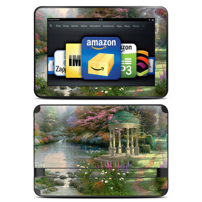 Amazon Kindle Fire HD 8.9 Skin - Garden Of Prayer