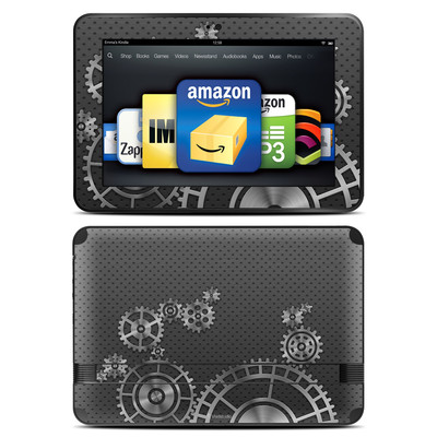 Amazon Kindle Fire HD 8.9 Skin - Gear Wheel