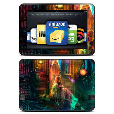 Amazon Kindle Fire HD 8.9 Skin - Gypsy Firefly