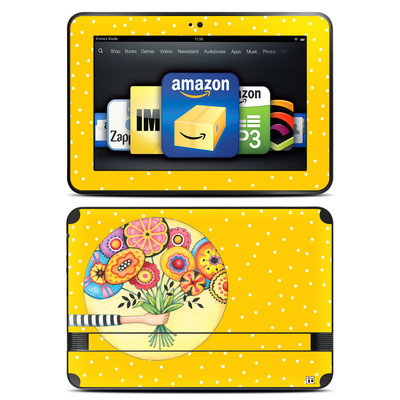 Amazon Kindle Fire HD 8.9 Skin - Giving