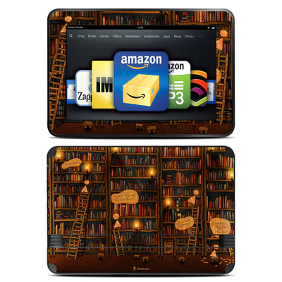 Amazon Kindle Fire HD 8.9 Skin - Google Data Center