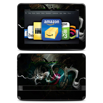 Amazon Kindle Fire HD 8.9 Skin - Graffstract