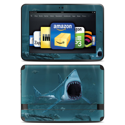Amazon Kindle Fire HD 8.9 Skin - Great White