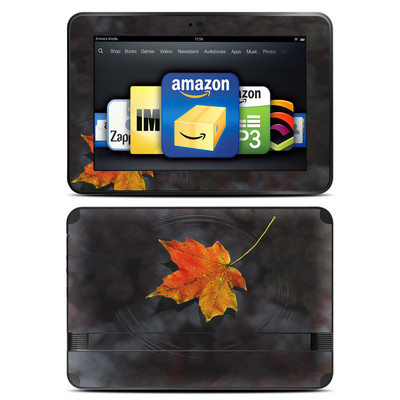 Amazon Kindle Fire HD 8.9 Skin - Haiku