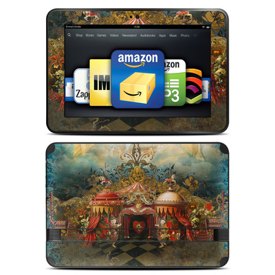 Amazon Kindle Fire HD 8.9 Skin - Imaginarium