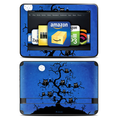Amazon Kindle Fire HD 8.9 Skin - Internet Cafe