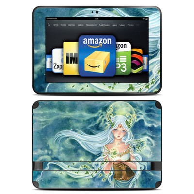 Amazon Kindle Fire HD 8.9 Skin - Ivy Goddess