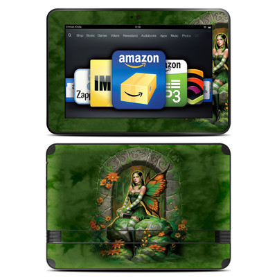 Amazon Kindle Fire HD 8.9 Skin - Jade Fairy