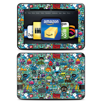 Amazon Kindle Fire HD 8.9 Skin - Jewel Thief