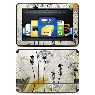 Amazon Kindle Fire HD 8.9 Skin - Little Dandelion