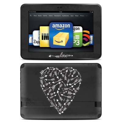 Amazon Kindle Fire HD 8.9 Skin - Love Me Not