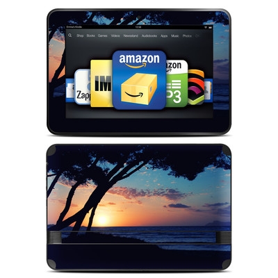 Amazon Kindle Fire HD 8.9 Skin - Mallorca Sunrise