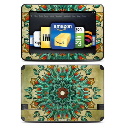 Amazon Kindle Fire HD 8.9 Skin - Mandela