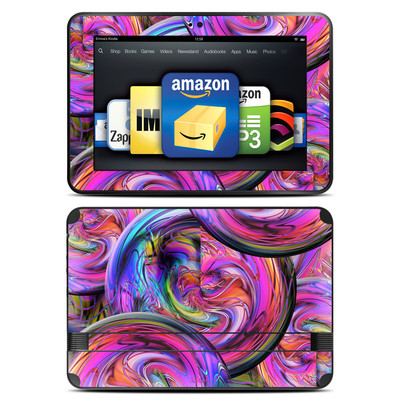 Amazon Kindle Fire HD 8.9 Skin - Marbles