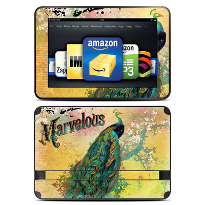 Amazon Kindle Fire HD 8.9 Skin - Marvelous
