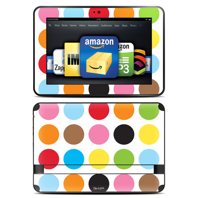 Amazon Kindle Fire HD 8.9 Skin - Multidot