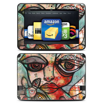 Amazon Kindle Fire HD 8.9 Skin - Mine