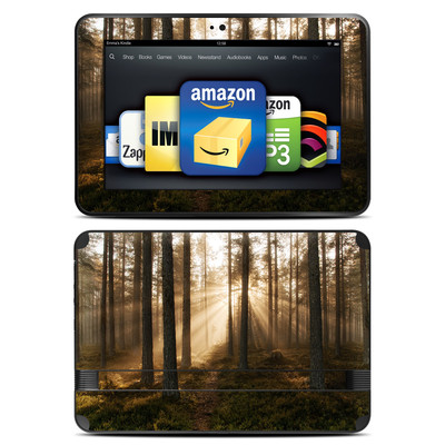 Amazon Kindle Fire HD 8.9 Skin - Misty Trail