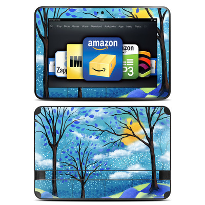 Amazon Kindle Fire HD 8.9 Skin - Moon Dance Magic