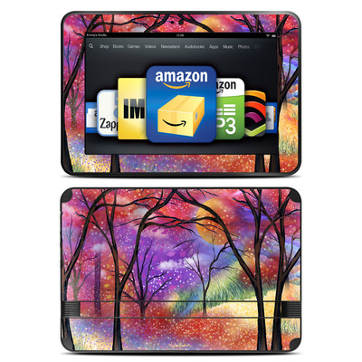 Amazon Kindle Fire HD 8.9 Skin - Moon Meadow