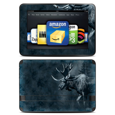 Amazon Kindle Fire HD 8.9 Skin - Moose