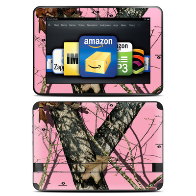 Amazon Kindle Fire HD 8.9 Skin - Break-Up Pink