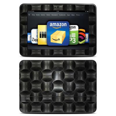 Amazon Kindle Fire HD 8.9 Skin - Metallic Weave