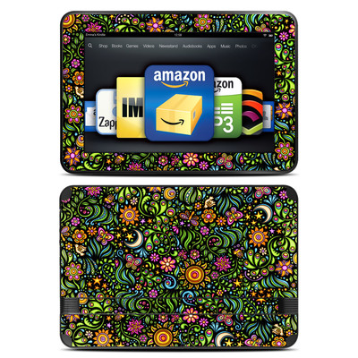 Amazon Kindle Fire HD 8.9 Skin - Nature Ditzy