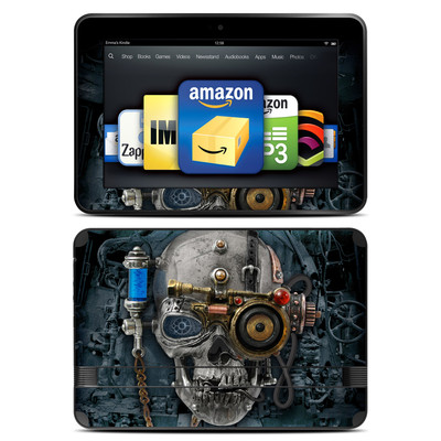 Amazon Kindle Fire HD 8.9 Skin - Necronaut