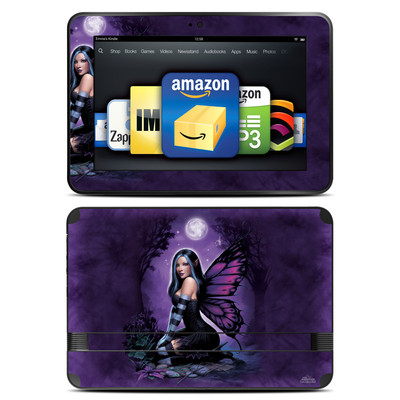 Amazon Kindle Fire HD 8.9 Skin - Night Fairy