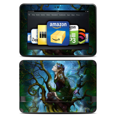 Amazon Kindle Fire HD 8.9 Skin - Nightshade Fairy