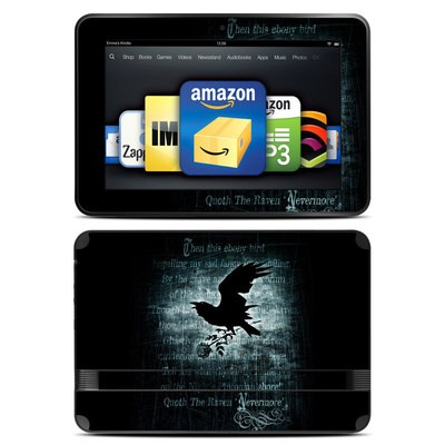 Amazon Kindle Fire HD 8.9 Skin - Nevermore