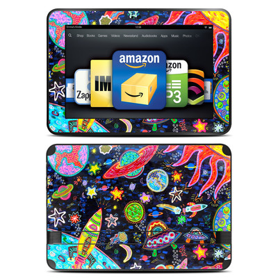 Amazon Kindle Fire HD 8.9 Skin - Out to Space