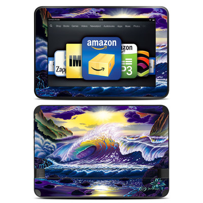 Amazon Kindle Fire HD 8.9 Skin - Passion Fin