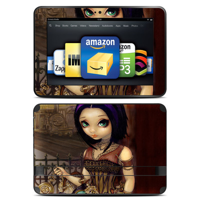 Amazon Kindle Fire HD 8.9 Skin - Poe