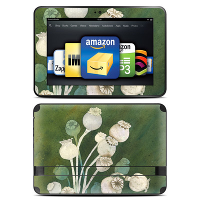 Amazon Kindle Fire HD 8.9 Skin - Poppy Pods