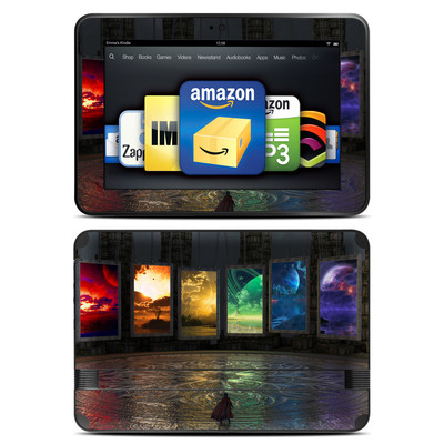 Amazon Kindle Fire HD 8.9 Skin - Portals