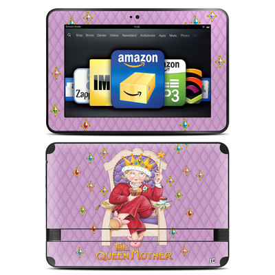 Amazon Kindle Fire HD 8.9 Skin - Queen Mother