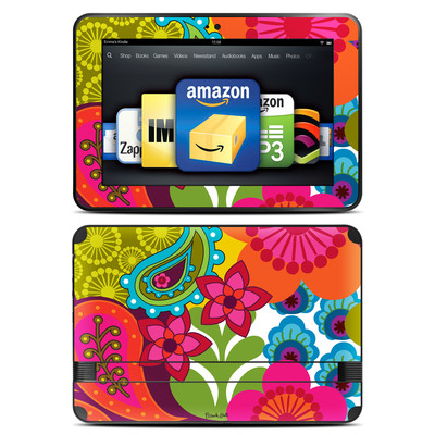 Amazon Kindle Fire HD 8.9 Skin - Raj